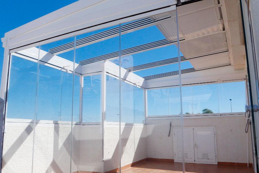 Cristales para techos cristaler a b rcena - Cristales para techos ...